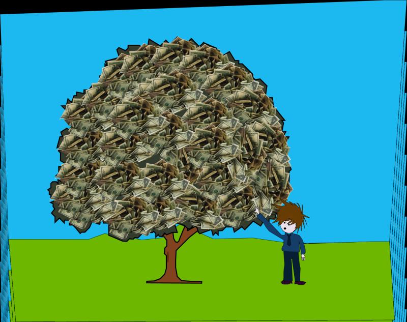 Money tree fow